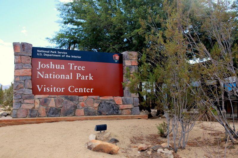 砂漠エリアにある国立公園