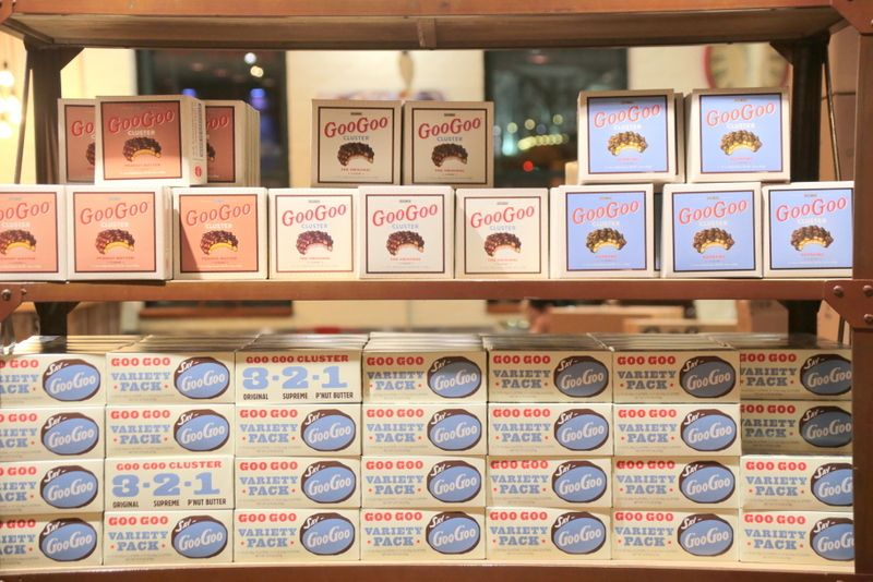 ナッシュビル「グーグーショップ」で全米初のチョコバーを召し上がれ