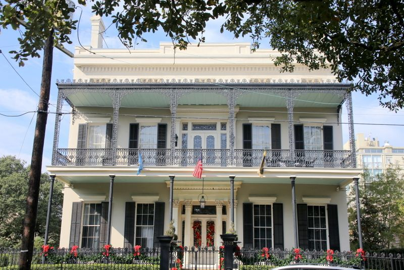 19世紀の名残りが感じられる建築の数々