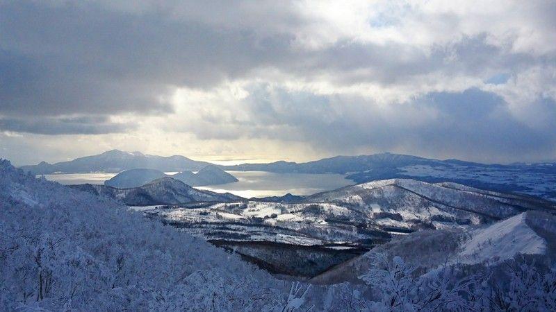 標高が高い「イゾラ」は絶景の連続