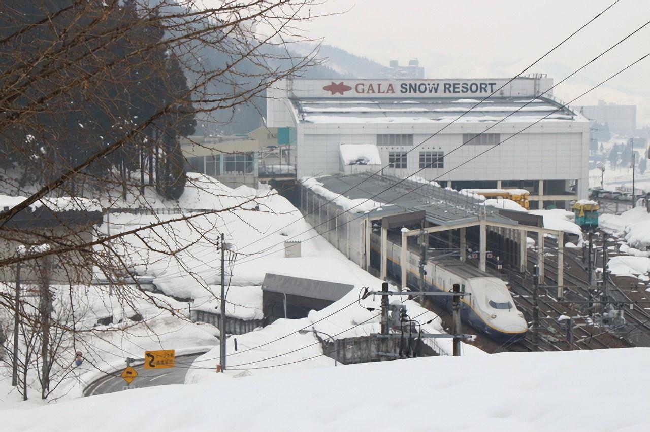 3.GALA湯沢スキー場/新潟県