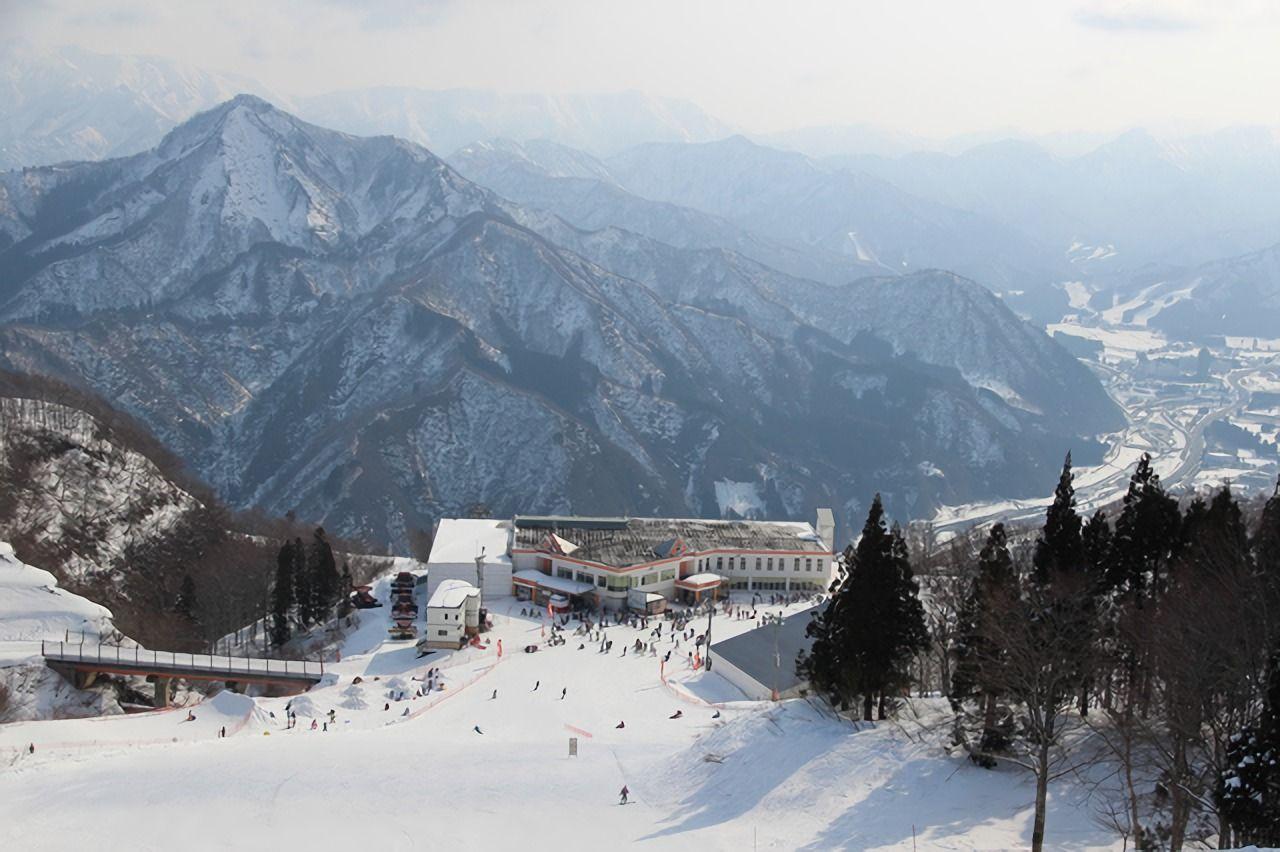 便利な立地!新潟「ガーラ湯沢スキー場」