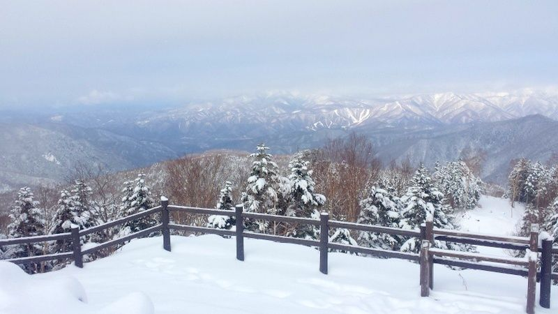 9.丸沼高原スキー場/群馬県