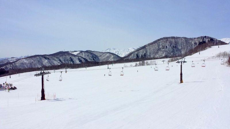 9.栂池高原スキー場/長野県