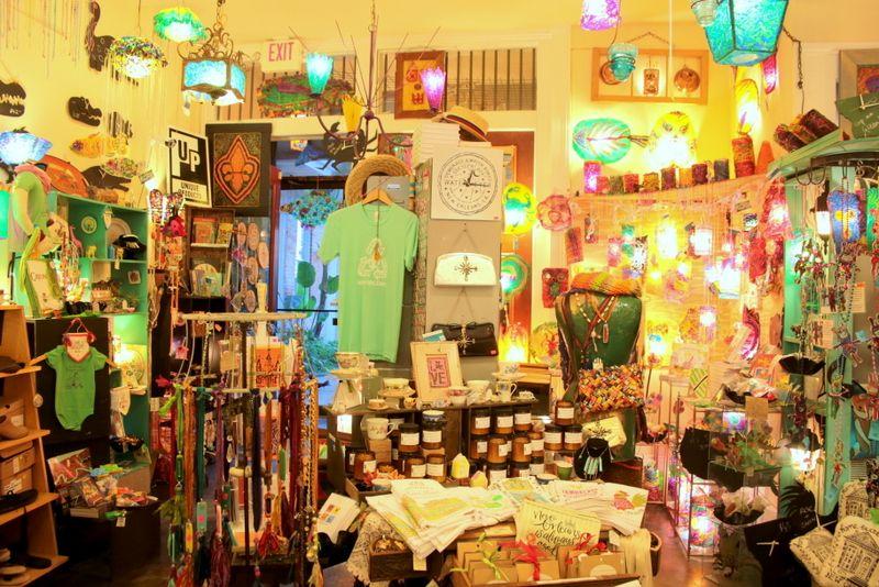 ニューオーリンズ「ユーピー」にある世界にひとつだけの優しいお土産