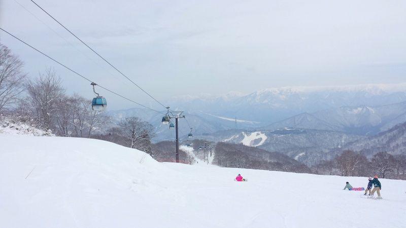 GW後も滑れる!新潟「かぐらスキー場」