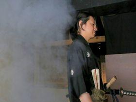 時を超え、大都会・渋谷に侍が参上!「天心流SAMURAI DOJO」