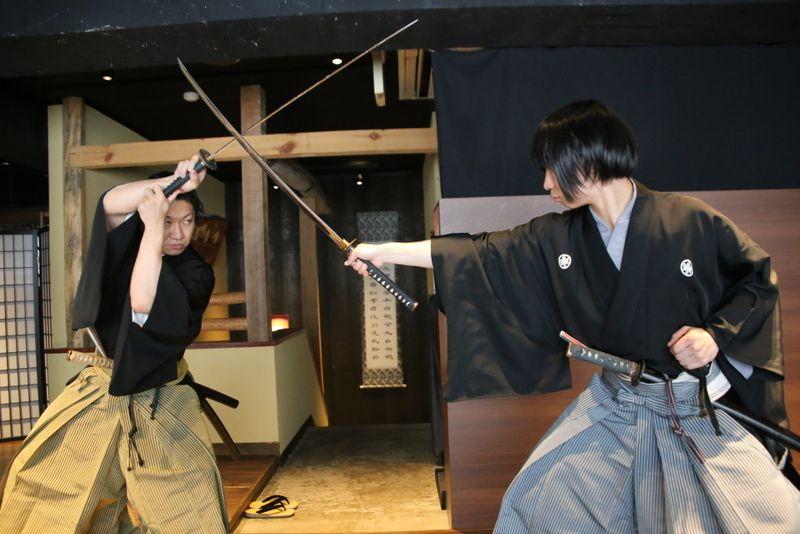 江戸時代にタイムスリップしたみたい