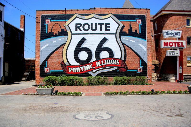 8. ルート66をドライブして近郊の街へ足を延ばす