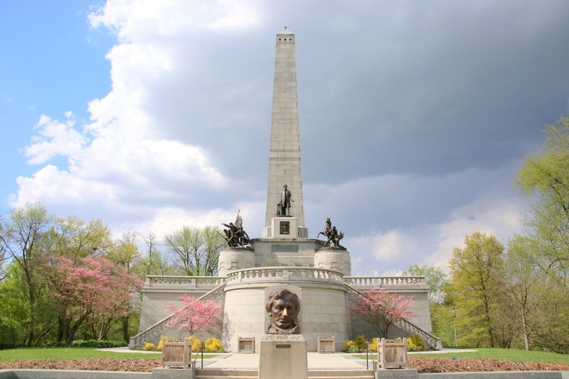 14. アメリカの歴史とリンカーンの足跡を辿る