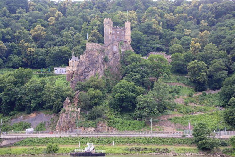 ドイツ国内屈指の美しい古城