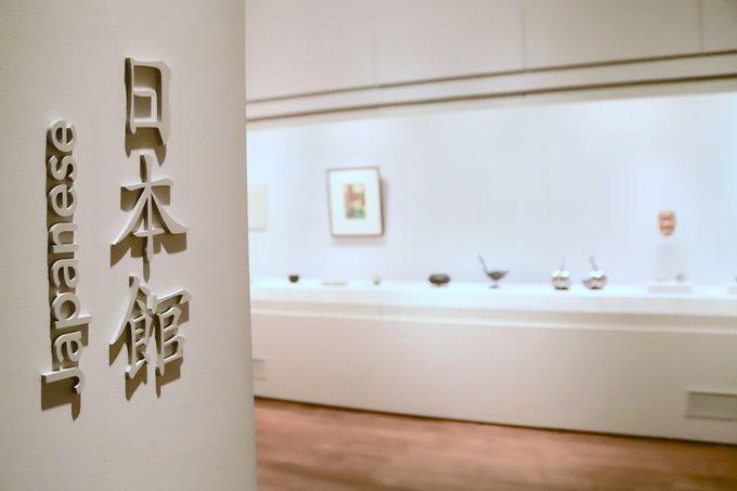 様々な芸術と出会うバージニア美術館