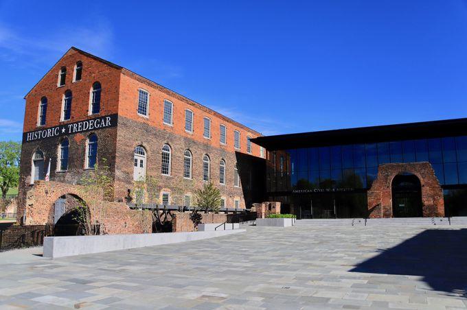 戦場で学ぶアメリカ南北戦争博物館