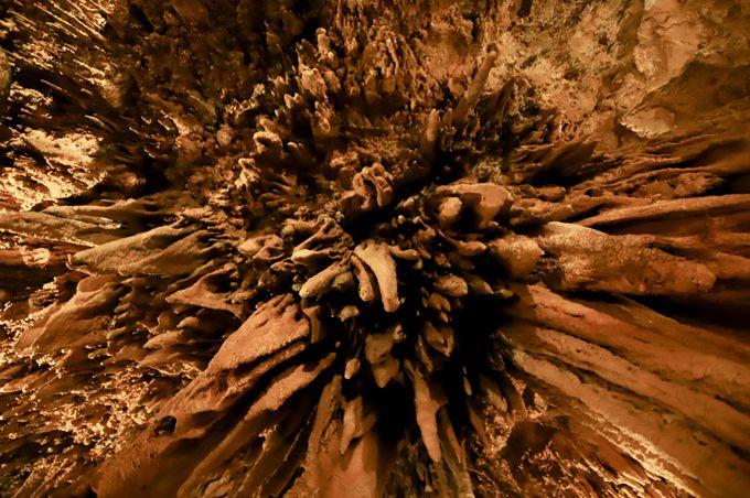 9:00 ルーレイ洞窟のツアーに参加