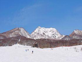 新潟「池の平温泉スキー場」越後富士が見据えるメリハリ抜群ゲレンデ