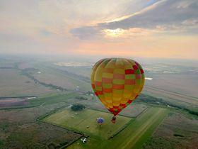 東京から日帰りOK!気球の聖地で北関東を飛ぶ「渡良瀬遊水地」