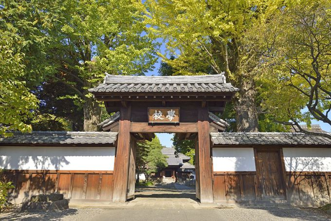 足利学校が認定された日本遺産の内容