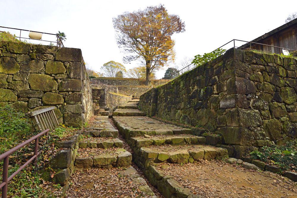 国内最大級の山城・群馬県「金山城」関東では珍しい石垣の山城
