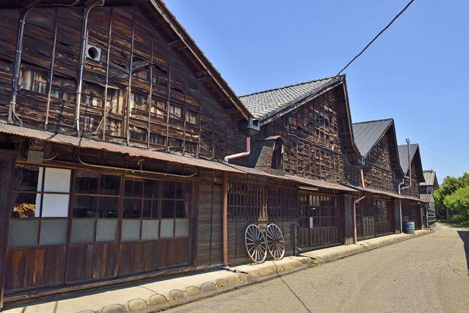 桐生を代表する織物の老舗「後藤織物」〜今も操業する鋸屋根の工場