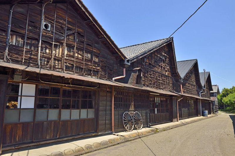 機の音響く織都・桐生〜日本遺産に認定された織物業の文化財群