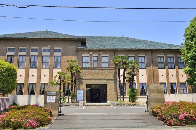「桐生織物記念館」〜買物もできる桐生の織物業の中枢だった建物
