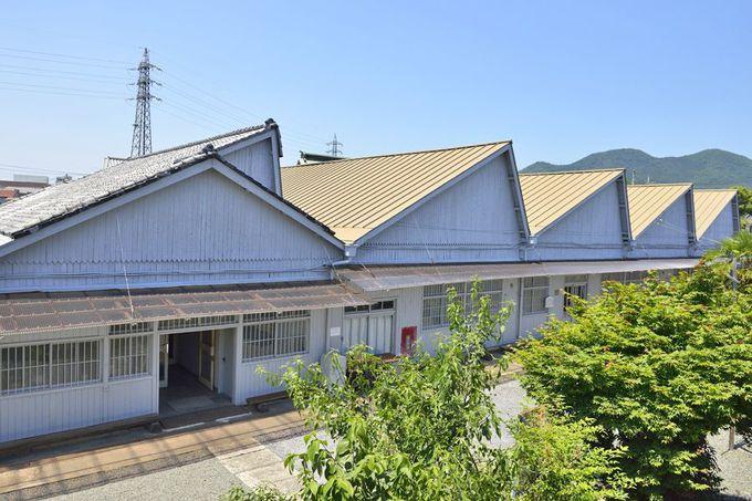 「織物参考館・紫」〜織物の文化を体験できる日本遺産の博物館