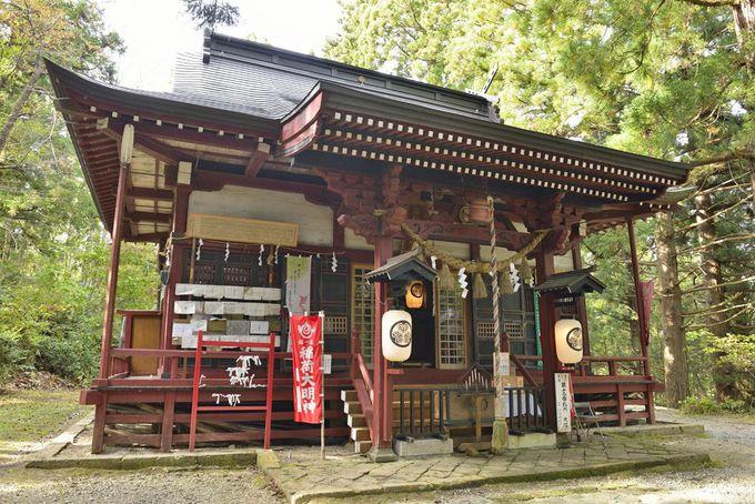 大沼と浮島稲荷神社の由緒