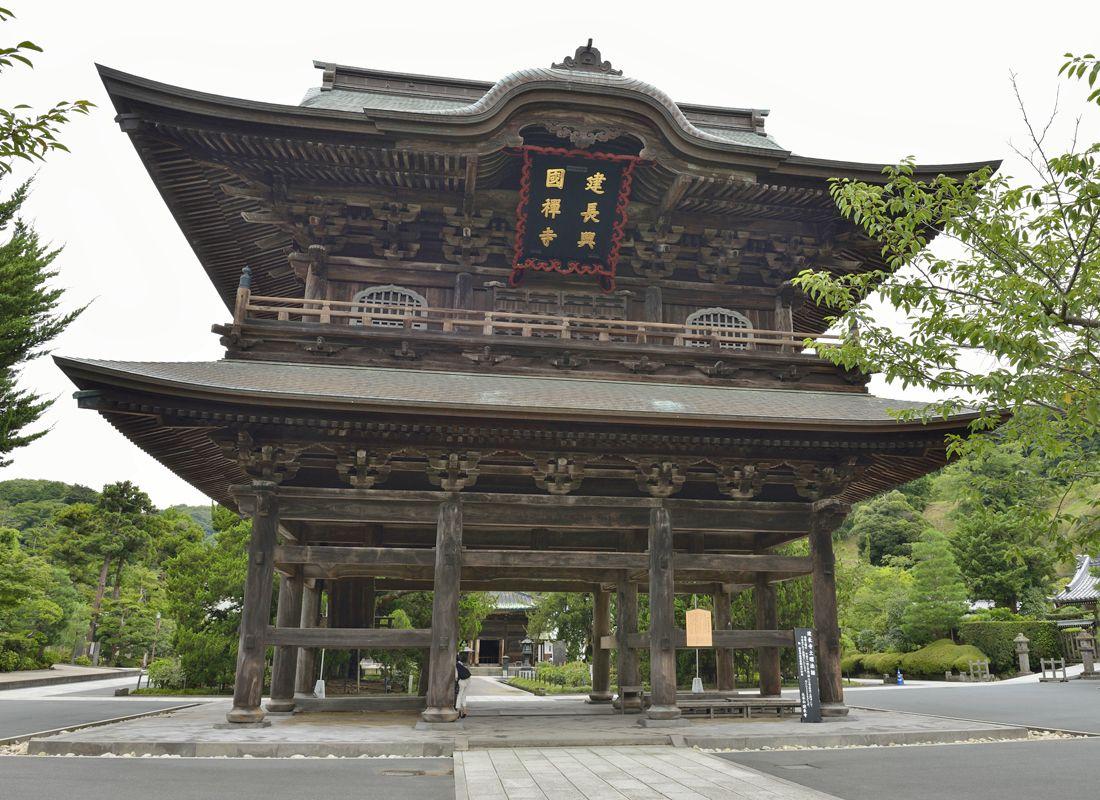 鎌倉五山の第一位・建長寺