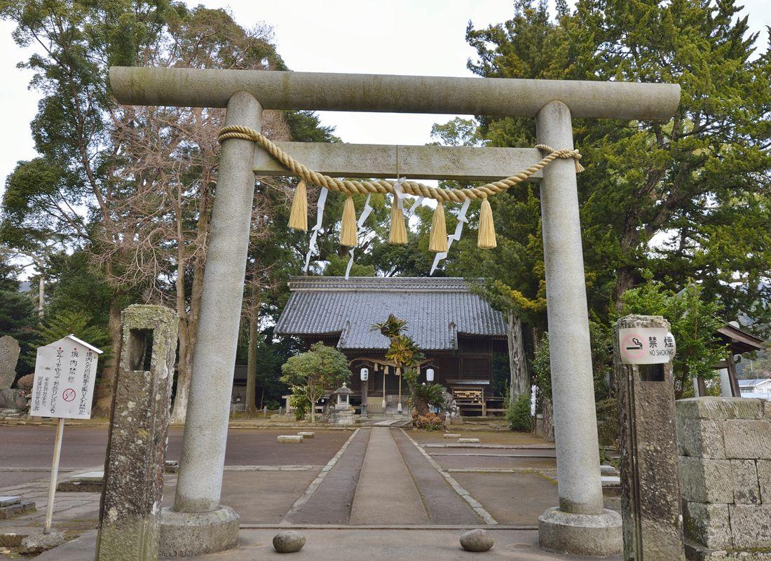 杉桙別命神社の由緒