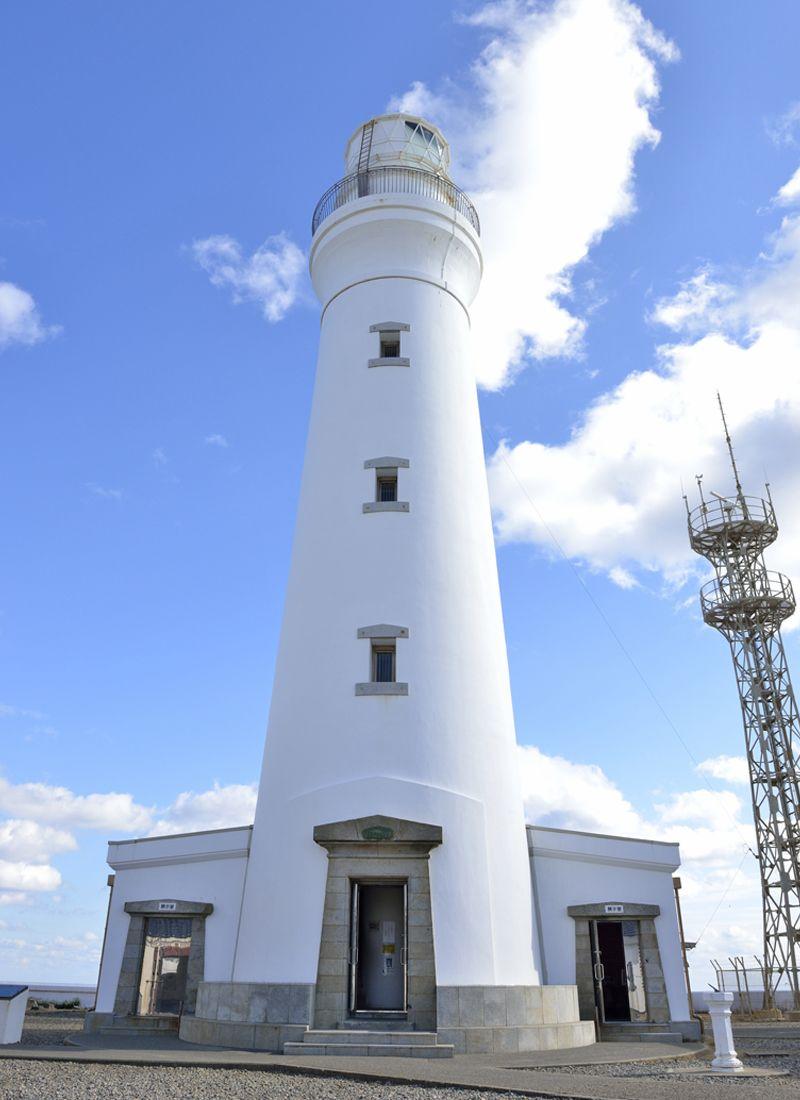 犬吠埼灯台の展望台〜太平洋と君ヶ浜の絶景