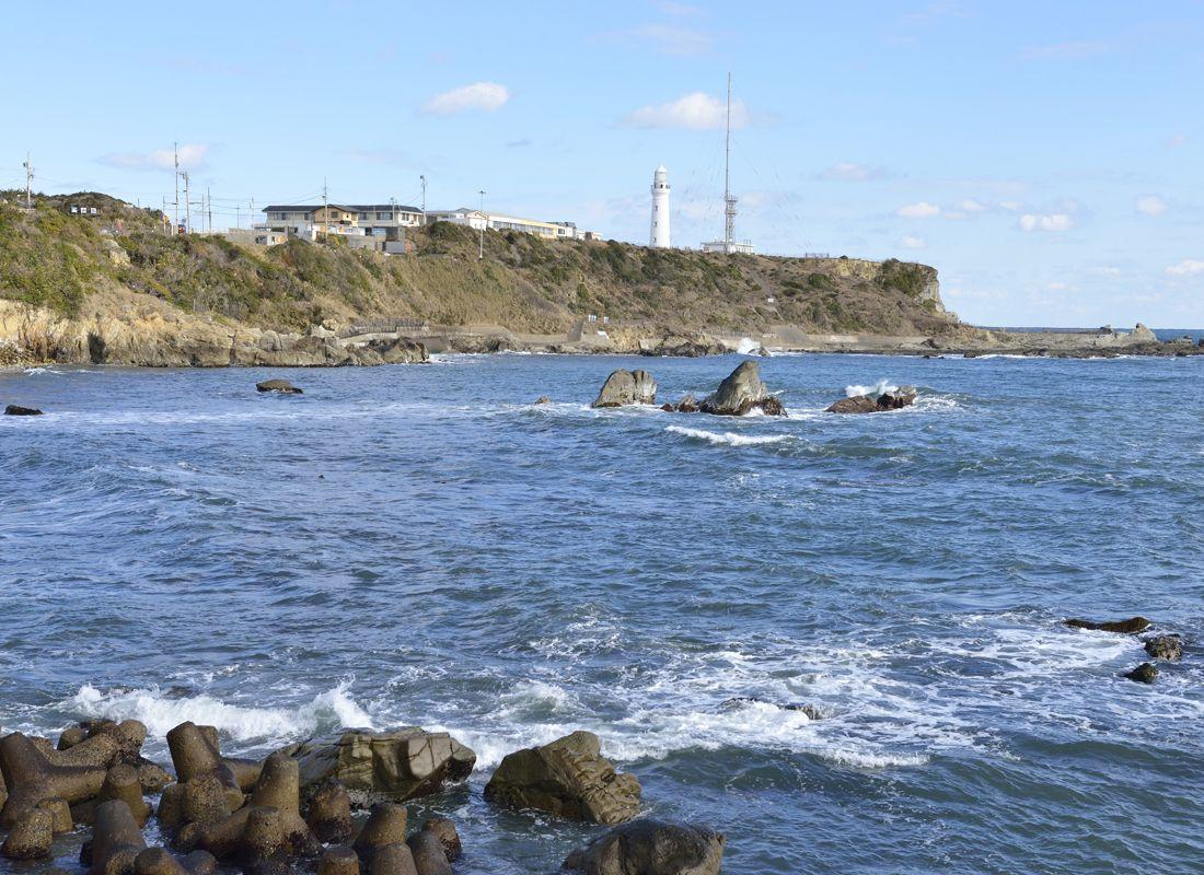 犬吠埼は見所豊富な関東最東端の景勝地