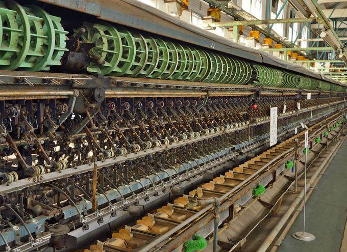 国宝・繰糸所〜生糸を大量生産する富岡製糸場の心臓部