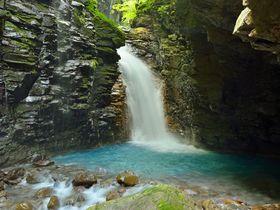 那須塩原の秘境の渓流〜桜沢とスッカン沢で名瀑めぐり