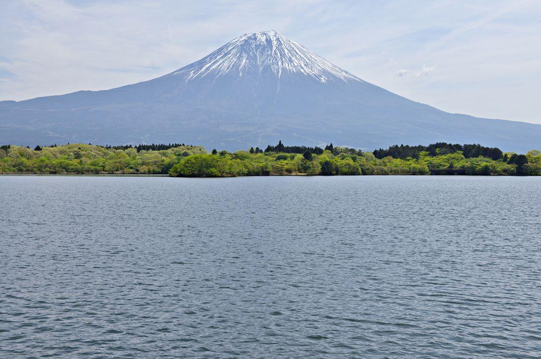 ハイキングルート案内〜田貫湖の遊歩道