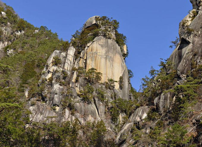 1.昇仙峡