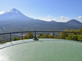 富士山北麓の絶景を堪能!山梨・足和田山のハイキング