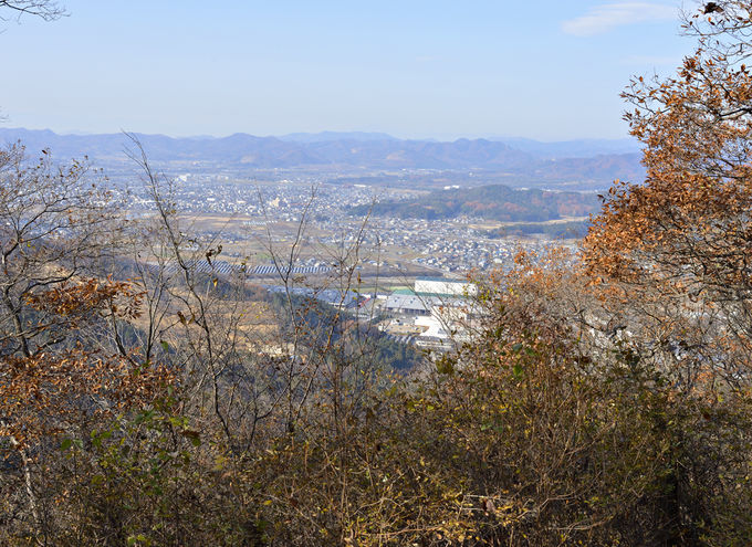 ハイキングコース案内〜京路戸峠から諏訪岳