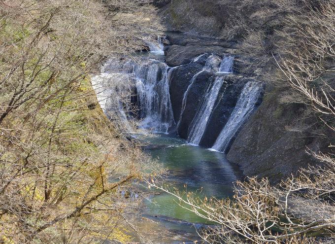 登山コース案内〜生瀬滝の観瀑台