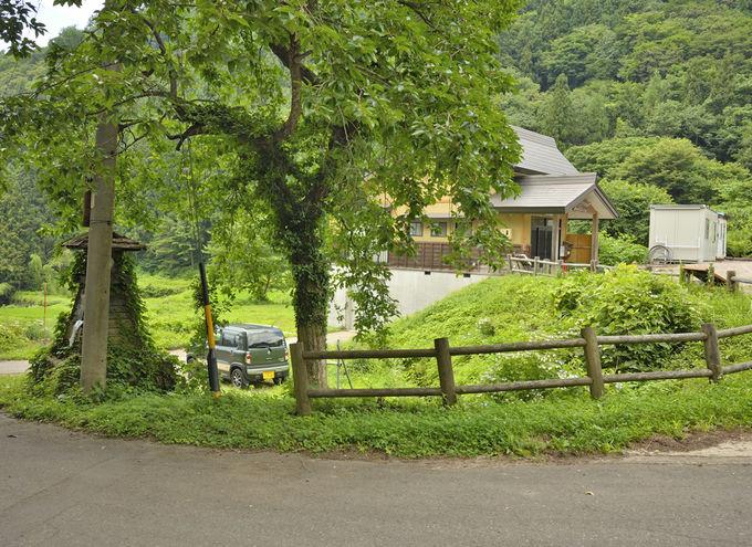 福島の棚田へのアクセス
