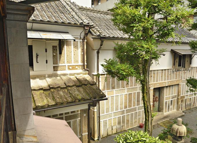 宇都宮市街地に残る大谷石の名建築