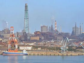 茨城最大の鉄のまち「鹿島臨海工業地帯」の絶景スポットで工場鑑賞