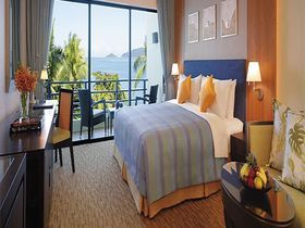 コタキナバル「シャングリ・ラ タンジュンアル リゾート&スパ」はキナバルクラブのお部屋を選ぶべし!