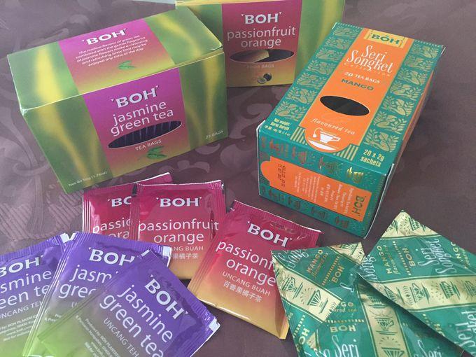 世界で絶賛される紅茶「BOH TEA」
