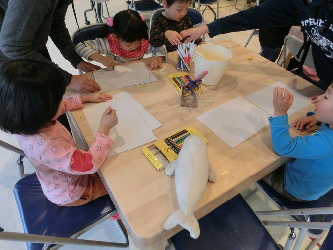 ギャラクシティには子供の創造力を育むイベントが充実!