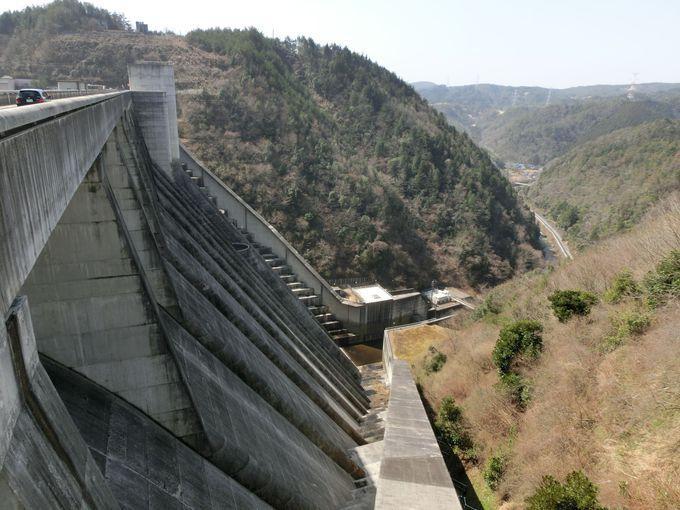 小里川ダムとは
