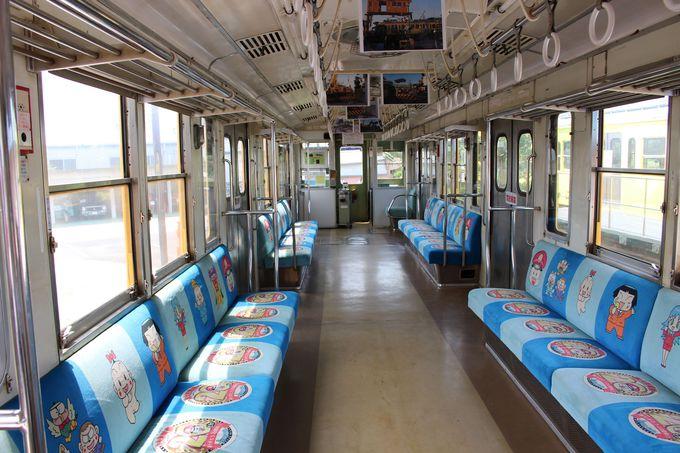 鉄道車両は内部見学可能!運転室にも入れます