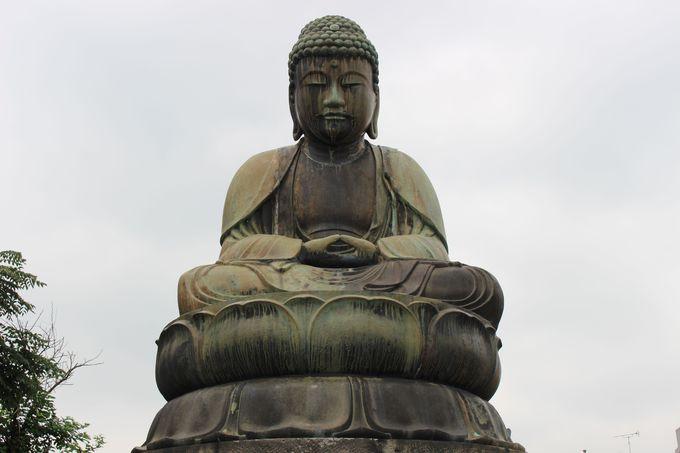 意外と古い、鎌ヶ谷大仏の歴史