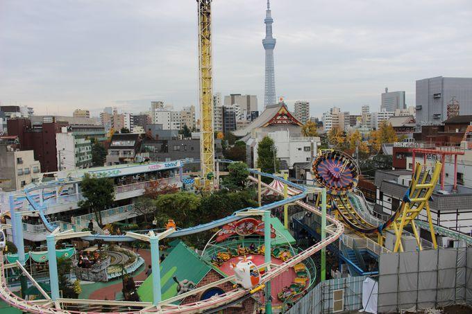 1.浅草の観光スポット