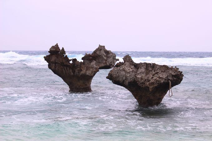 曇りの古宇利島ってどんな感じ?