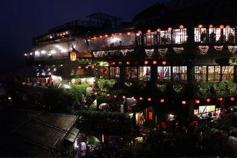 台北と九フンを両方楽しむモデルコース